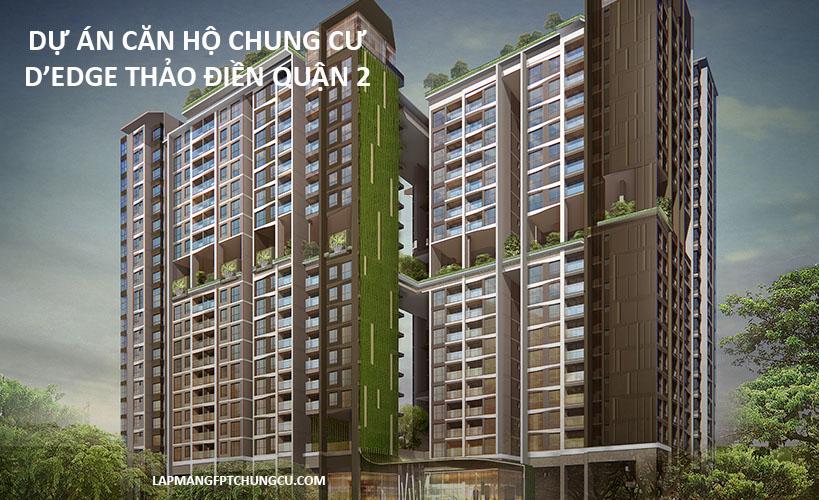 Dự Án Căn Hộ Chung Cư D'edge  Quận 2
