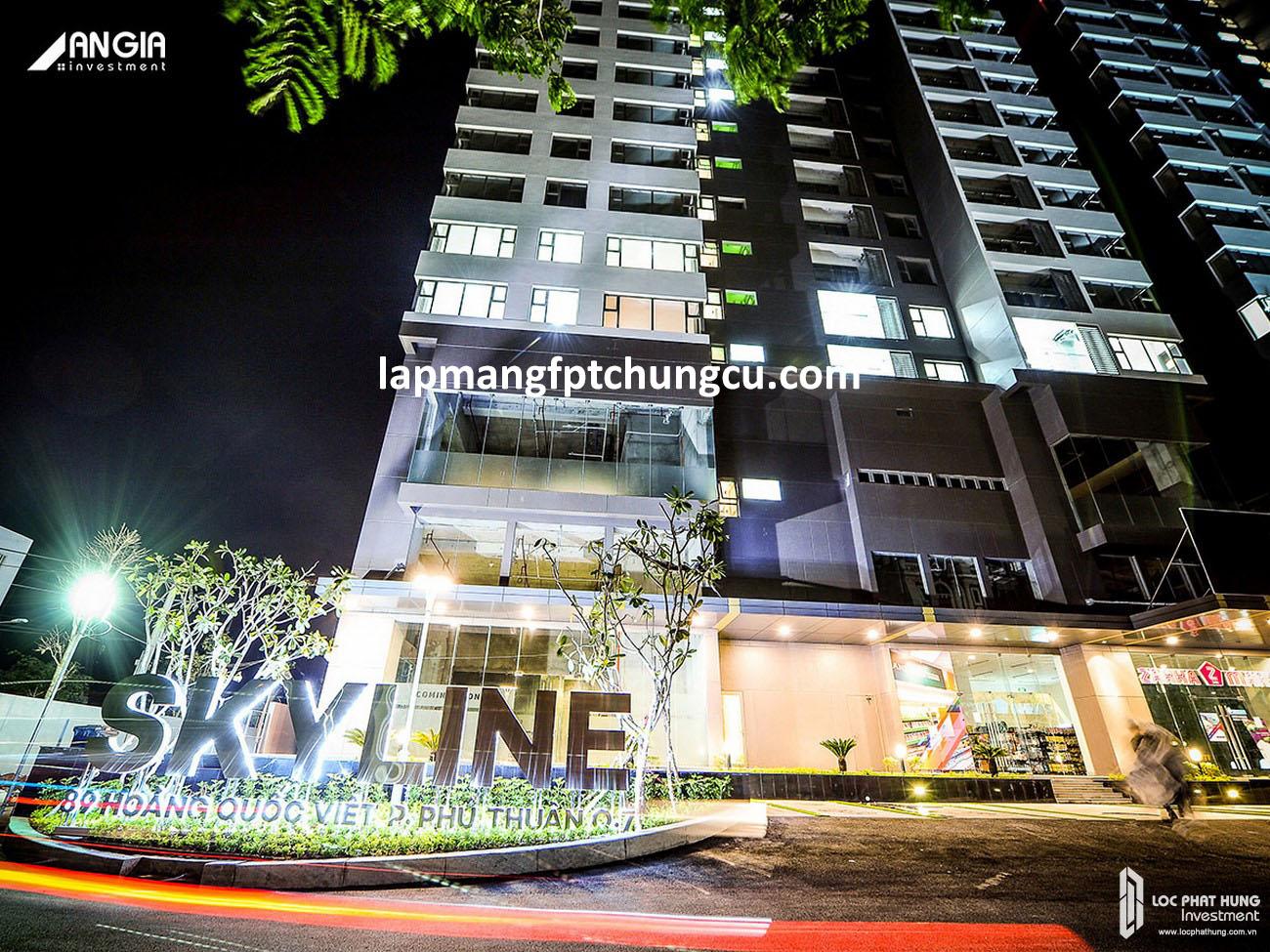Căn Hộ Chung Cư An Gia Skyline Quận 7