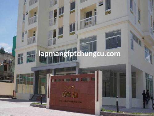 Lắp đặt cáp quang FPT Chung Cư Đông Hải quận 12