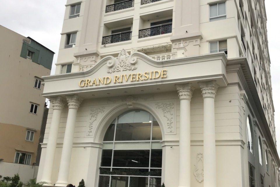 Dự Án Căn Hộ Chung Cư Grand Riverside Quận 4