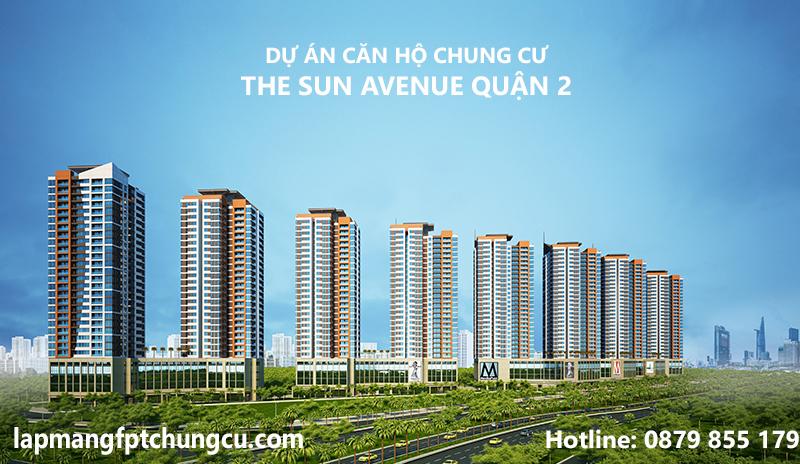 Căn Hộ Chung Cư The Sun Avenue