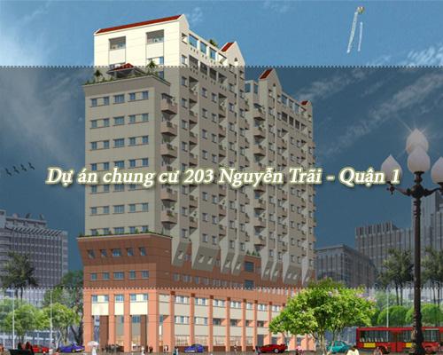 Dự Án Căn Hộ Chung Cư Nguyễn Trãi Quận 1