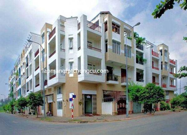 Dự án căn hộ chung cư Đồng Diều
