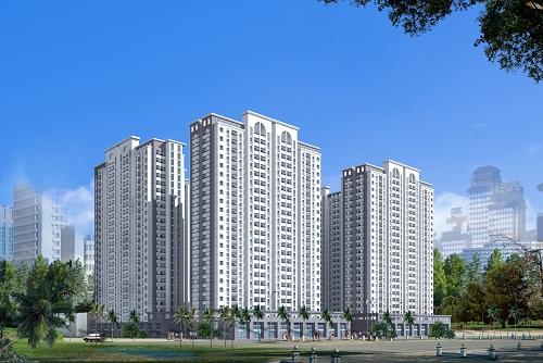 Dự án căn hộ chung cư HQC Plaza Quận 8