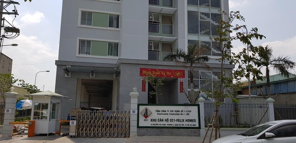 Dự án căn hộ chung cư felix homes
