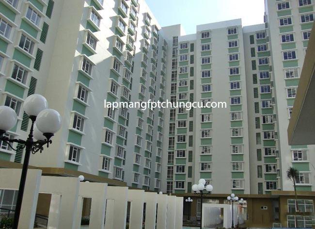 Dự án căn hộ chung cư Phú Lợi Quận 8