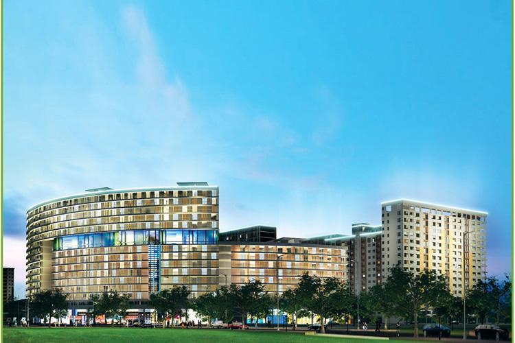 Dự án căn hộ Chung Cư Green Hill Bình Tân