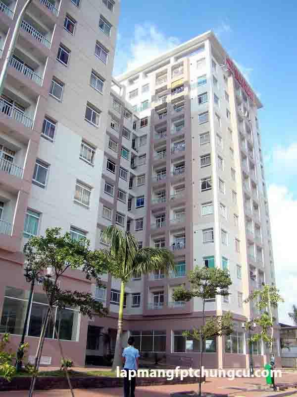 Dự án căn hộ chung cư hà đô gò vấp z751