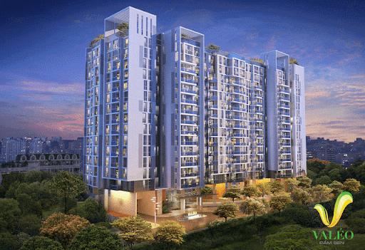 Dự án căn hộ chung cư Valeo Đầm Sen