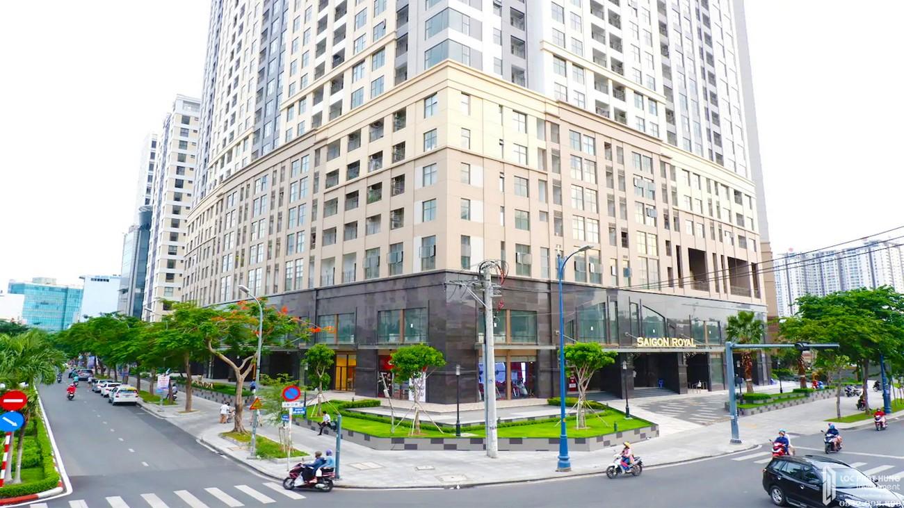 Dự Án Chung Cư Saigon Royal Residence Quận 4