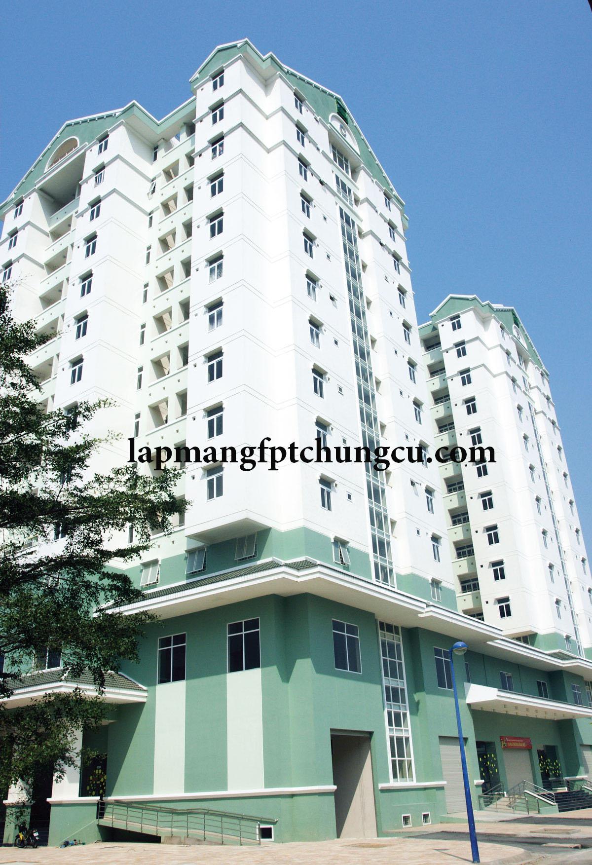Dự Án Căn Hộ Chung Cư Nhất Lan 02 Quận Bình Tân