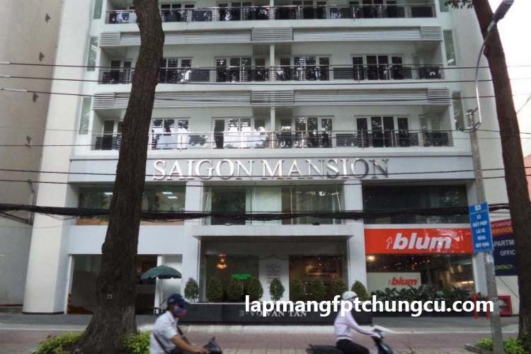 Dự án căn hộ chung cư saigon manison
