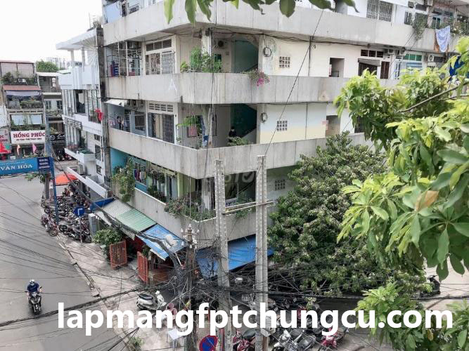 Dự án căn hộ chung cư Trần Quốc Thảo Quận 3