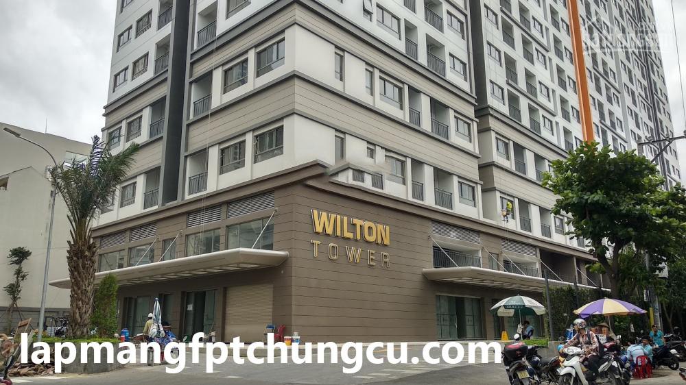 Dự án căn hộ chung cư Wilton Tower Quận Bình Thạnh