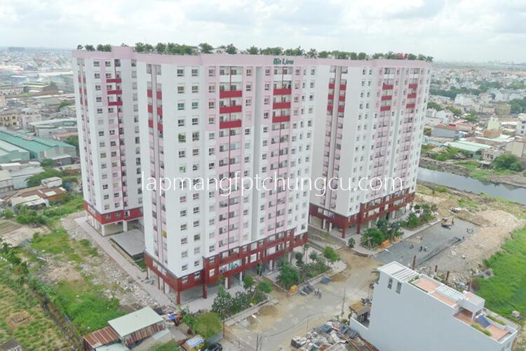 Dự án căn hộ chung cư Thái An Apartment Quận 12