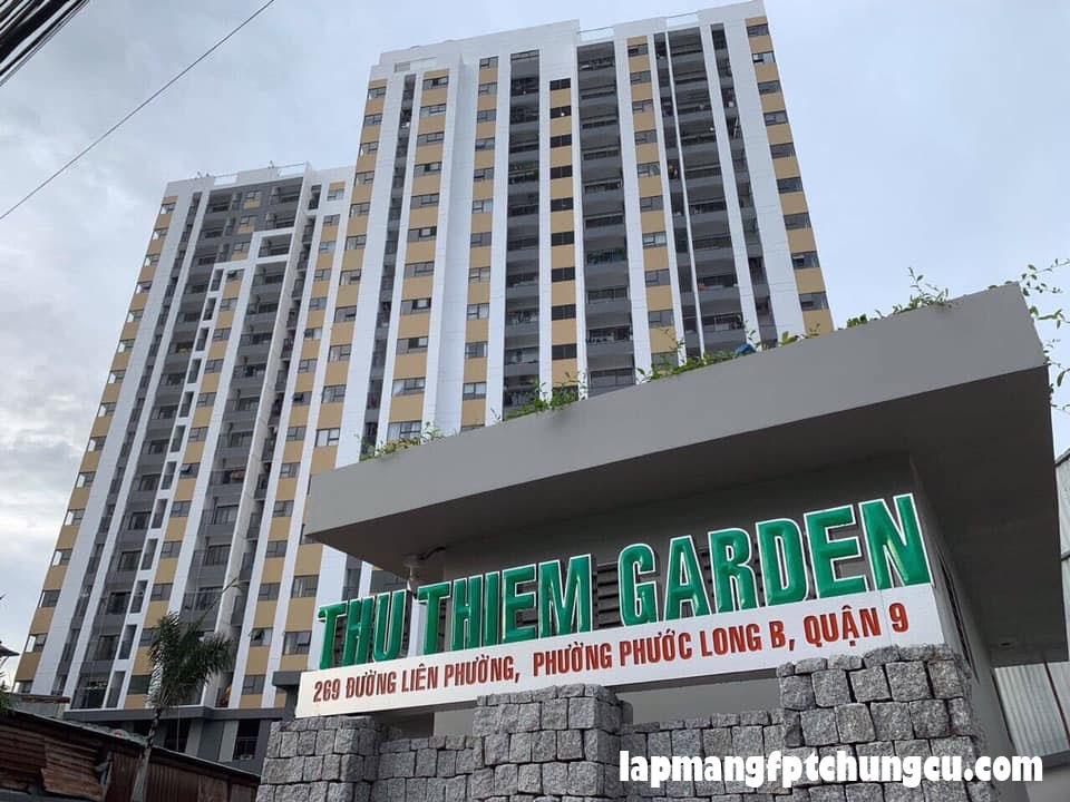 Chung Cư Thủ Thiêm Garden Quận 9